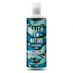 Balsam fara miros, pt toate tipurile de par, Faith in Nature, 400 ml