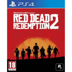 Joc consola Take 2 Interactive Red Dead Redemption 2 PS4