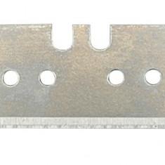 Set de 10 lame trapezoidale cutter 61x33x0.5 mm YATO