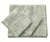 Cumpara ieftin Set de cuverturi pentru canapea si fotolii , Fust 171 Bej
