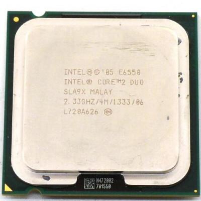 Procesor PC SH Intel Core 2 Duo E6550 SLA9X 2.33Ghz 4M LGA 775 foto