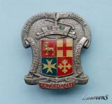 Insigna  Pin  Italia -  DISTACCAMENTO  ACCADEMIA  NAVALE  LIVORNO -  CONGEDANTE