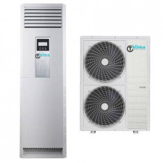 Aparat de aer conditionat tip coloana T klima AC-48TK-T ON/OFF 48000BTU D Alb, 48000 BTU, Mobil, Inverter