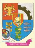 România, LP 942/1977, Stemele judeţelor (E-V), (uzuale), c.p. maximă, Vaslui