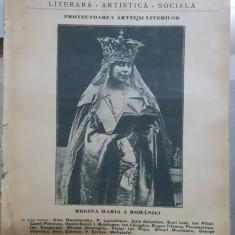 Flacăra, Anul VIII, Nr. 8, 1923