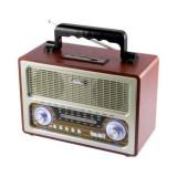 Cumpara ieftin Radio portabil retro, Sal RRT3B, bluetooth, USB, 3 benzi AM FM SW