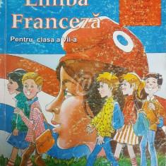 Limba franceza. Manual pentru clasa a VII-a (anul 6 de studiu)