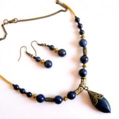 set lapis lazuli 16986