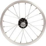 Roată spate bicicletă copii 14 inch frână tambur/v-brake Gri, Btwin