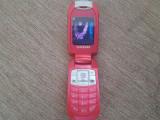 Cumpara ieftin Telefon Dame Clapeta Samsung E570 Rose Liber retea Livrare gratuita!, Multicolor, Neblocat