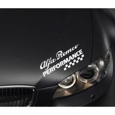 Sticker Performance - Alfa Romeo