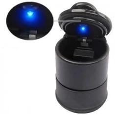 Scrumiera S4 cu LED foto