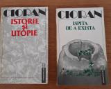 Pachet două cărți, Emil Cioran