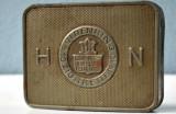 Cutie veche de tabla pentru tigari - Germania interbelica