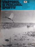 """REVISTA """"VANATORUL ȘI PESCARUL SPORTIV"""" NR. 7, IULIE 1983"""