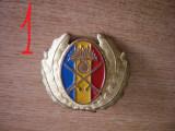 MCT - EMBLEMA MILITARA - ANII 90 - VARIANTA SIMPLA - LOT A
