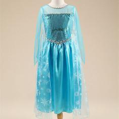 Rochie Noua rochita printesa ELSA Frozen 4 ani