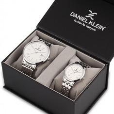 Set ceasuri pentru dama si barbati, Daniel Klein Pair, DK11789-1P