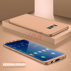 Husa 360 Samsung S8 plus 5 culori, Rosu