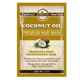 Cumpara ieftin Masca premium pentru par Difeel din Ulei de Cocos pentru regenerare si stralucire, 50 g
