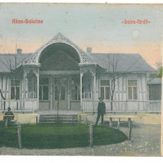 4725 - SLATINA, Maramures, Romania - old postcard - used - 1911, Circulata, Printata