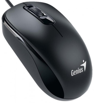 Mouse Optic Genius cu fir USB DX-110 foto
