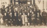 A110 Fotografie ofiteri romani cu sabii decorati anii 1930