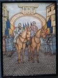 Cumpara ieftin Grafica in tus si creion 40x30 cm, tema istorice, Carbune, Altul
