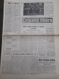 Ziar Crisana libera Oradea Bihor 24 ianuarie 1990