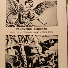 FENOMENUL LEGIONAR  DE LA HORIA CLOSCA SI CRISAN LA HORIA SIMA -C W FORESTER