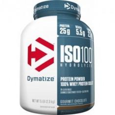 Dymatize ISO-100, hidrolizat, 2.2 kg