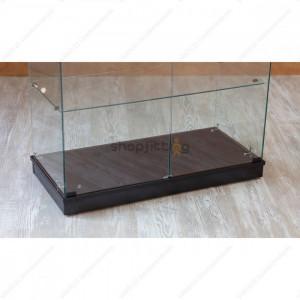 Vitrina din sticla calita, 1795 x 932 x 446 mm, DIFERITE CULORI (GVVE090A-AB-BL)