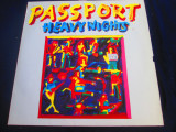 Passport - Heavy Nights _ vinyl,LP _ WEA ( 1986, Germania)