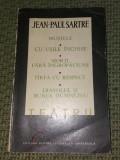 JEAN-PAUL SARTRE - TEATRU VOL I