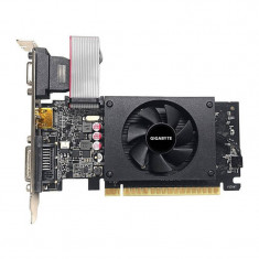 Placa video Gigabyte nVidia GeForce GT 710 2GB GDDR5 64bit