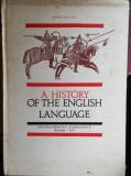 A HISTORY OF THE ENGLISH LANGUAGE - EDITH IAROVICI