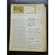 REVISTA ROMANA DE SAH NR.5/1979