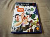Eye Toy Play 2, PS 2, original, alte sute de titluri