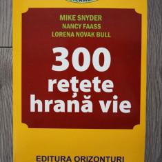 300 retete hrana vie