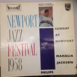Vinil Mahalia Jackson – Newport 1958 (VG+)