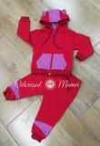 Trening bumbac bebelusi rosu-mov