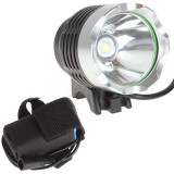 Lanterna PRO Bicicleta - Led - acumulator 6400 mAh
