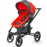 Carucior Transformabil 2in1 Arrow Switch Rosu, DHS Baby