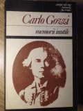 MEMORII INUTILE - CARLO GOZZI