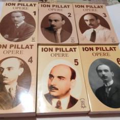ION PILLAT - OPERE  6 volume