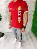 Tricou slim fit polo -  tricou barbati - tricou fashion - A5386