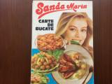 Carte de bucate sanda marin editura orizonturi 1994 retete preparate culinare, Alta editura