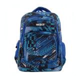 Ghiozdan Mesco Fashion Urban albastru 1001