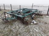 Disc agricol, 4.5m, talere noi
