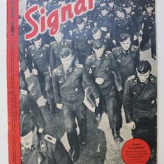 REVISTA ' SIGNAL ' , EDITIE IN LIMBA ROMANA , NUMARUL 1 DIN MAI 1943